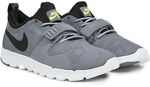 a97b5836576c Nike SB Trainerendor Mens Shoes 11 Cool Grey Black White Volt 616575 007   Nike  Skateboarding