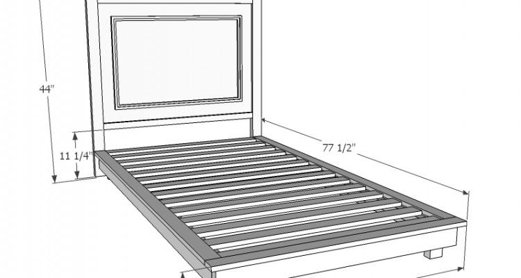 buy popular 5ec5c 13533 Best 9 Twin Bed Frame Size Dimensions Ideas | Twin Bed Frame