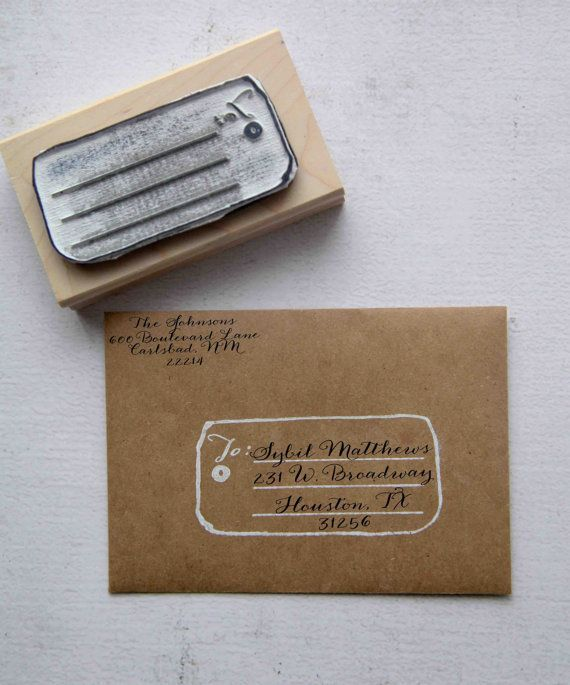 Christmas Rubber Stamp Gift Tag Rubber Stamp Address Rubber Stamp Christmas Rubber Stamp Gift Tag Rubber Stamp Address Rubber Stamp
