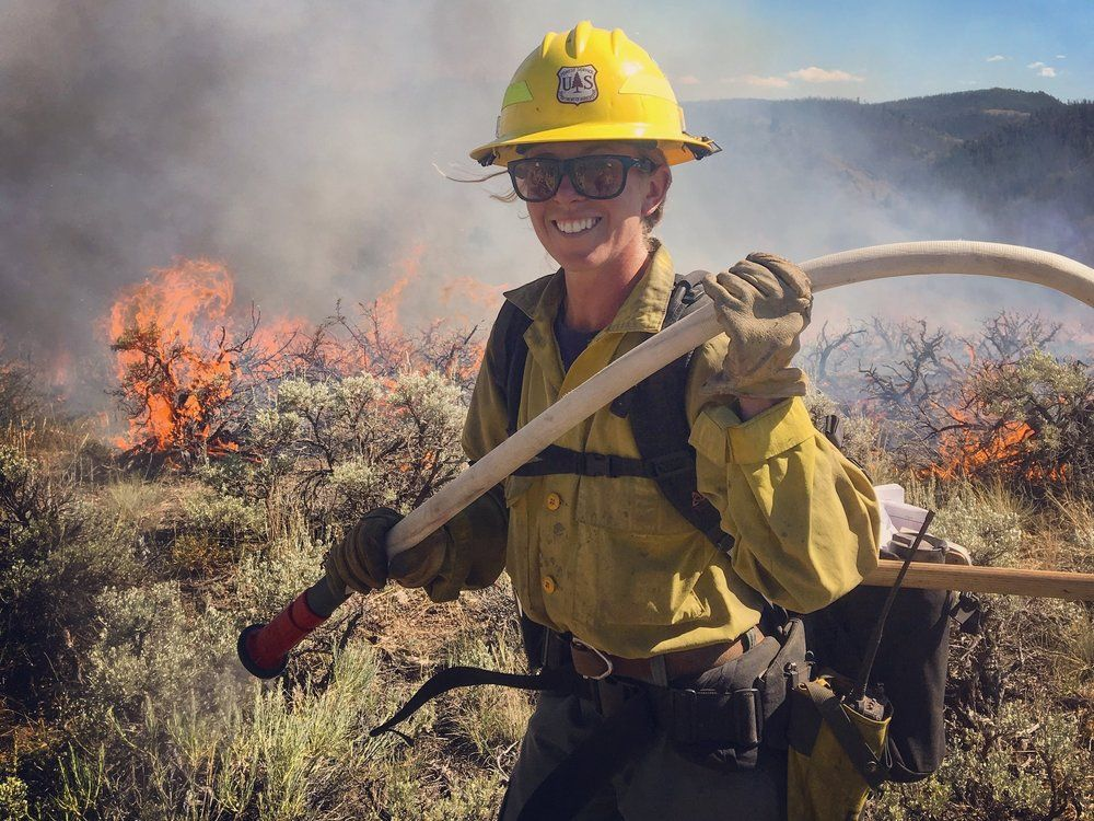 Within The Federal Government The U S Forest Service Bureau Of Land Management National Park Service Bureau Wildland Firefighter Wildland Fire Firefighter