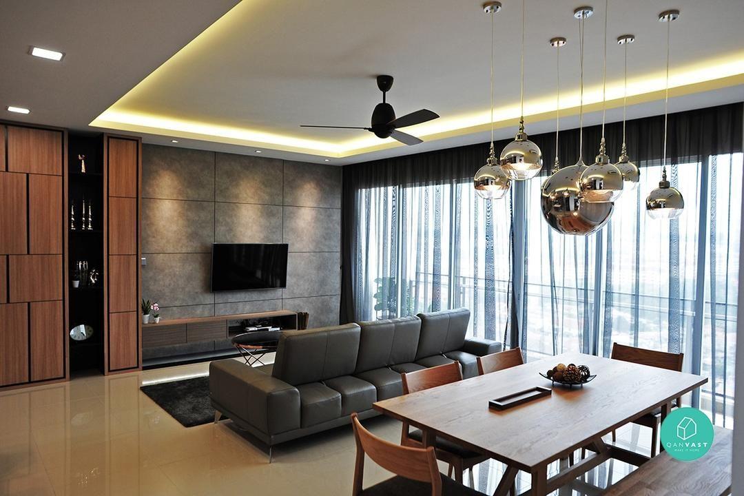 The 10 Most Popular Qanvast Homes In Malaysia Ranked Condominium Interior Modern Condo Living Room Condominium Interior Design