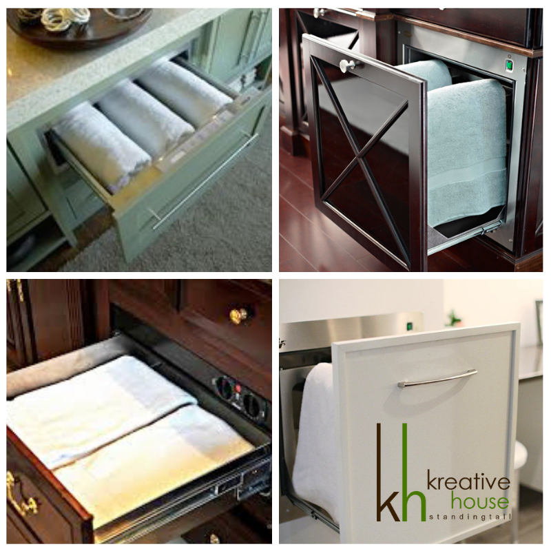 Towel Warming Drawer Installing A Towel Warmer Is An Easy Effective And Affordable Way To Turn Every Shower Interior Residential Architect Modern Interior