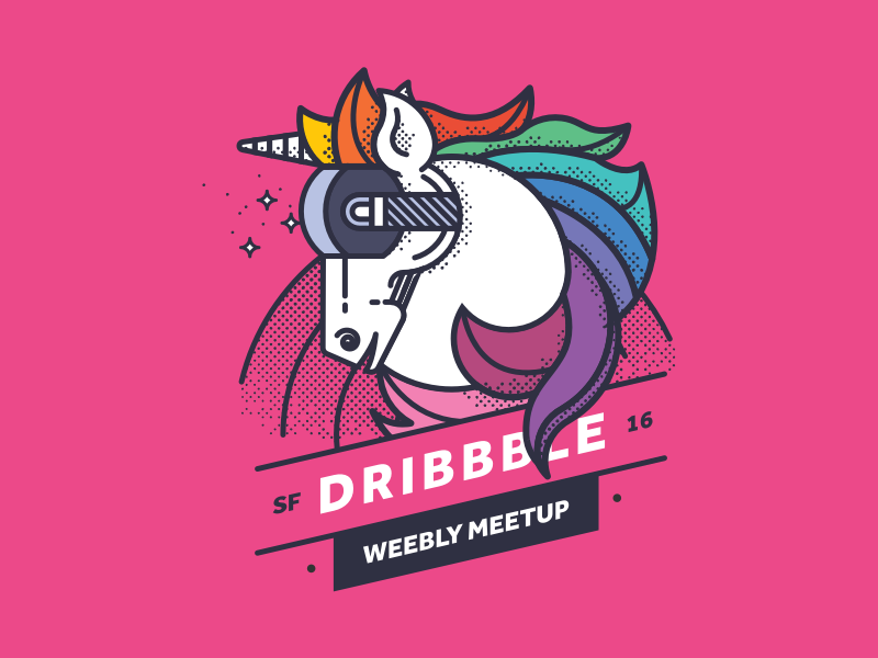 Weebly Dribbble Meetup In A Different Reality Graphic Design Blog Graphic Design Illustration Weebly