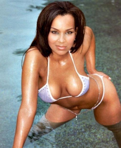 Lisa Raye McCoy | Sexy & Talented | Bikinis, Bikini ...