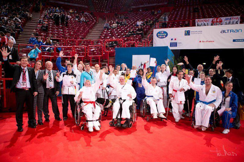2012 Paris a World championship to remember!