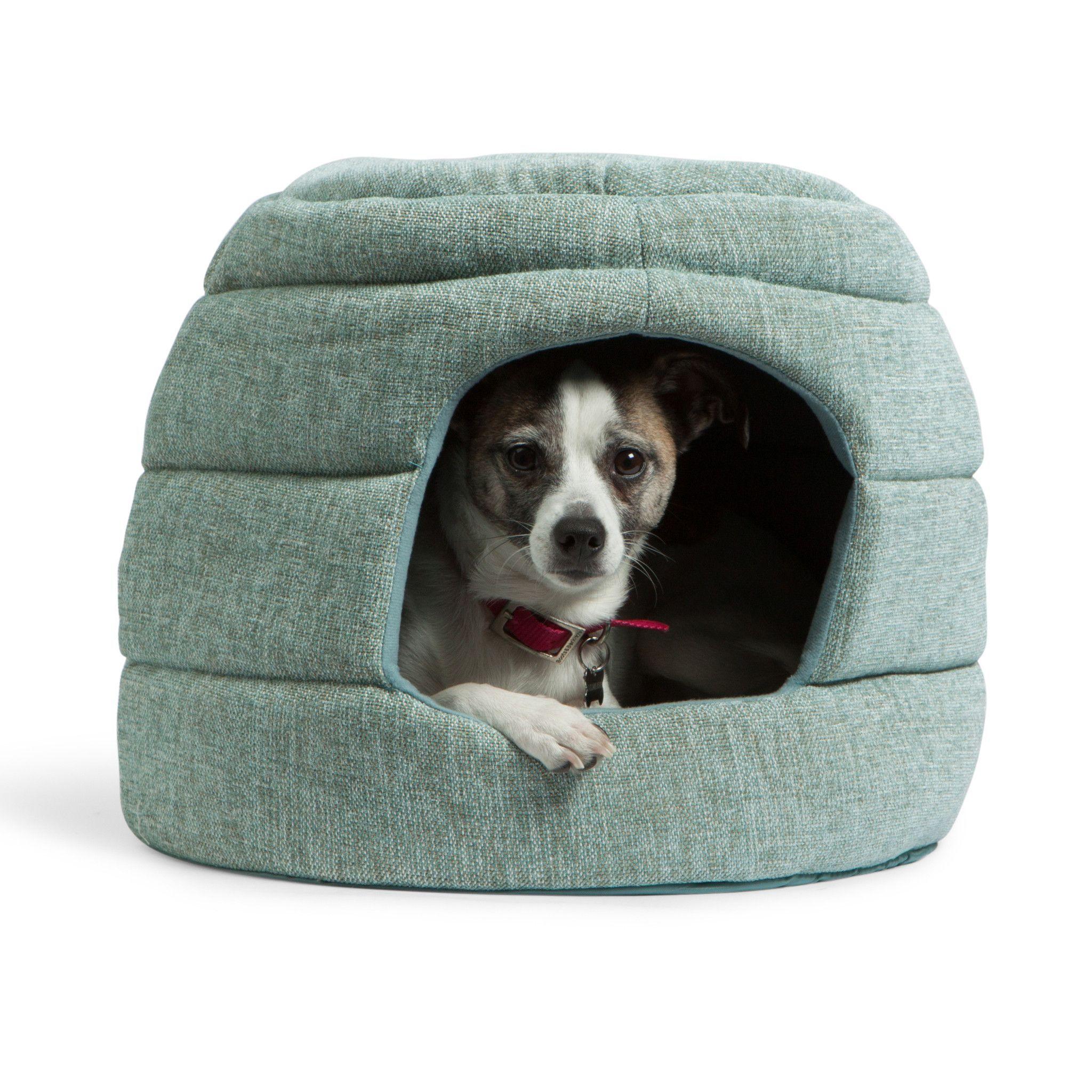 Milo 2in1 Pet Hut in Allure, Mineral Designer dog beds