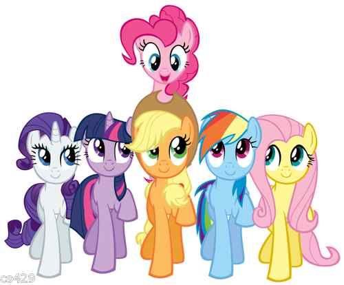 Pin Di My Little Pony