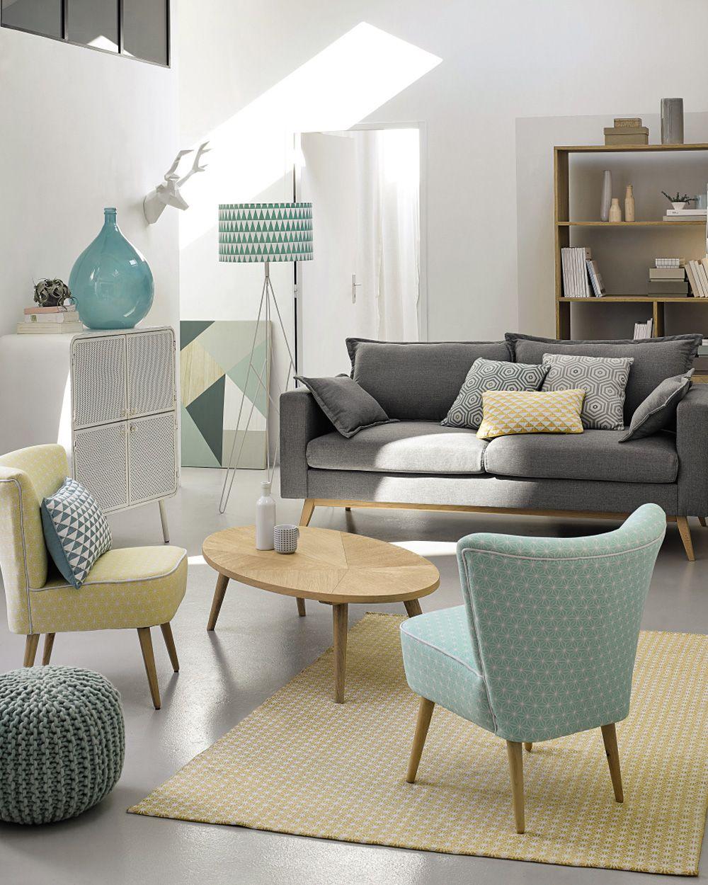 Selection Deco Couleur Menthe Salon Home Living Room