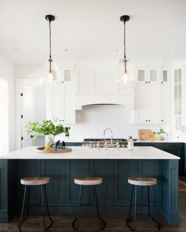 10 Blue Tiful Kitchen Cabinet Color Ideas