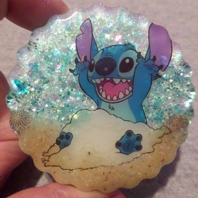 #Stitch #lilo #disneygram #instadisney #sand #ocean #blue #kawaii #cute #cutie #626 #resin #resina #resincraft #resinglitter #glitterlover #glitter #handmade #handcrafter #hechoamano #hechoenmexico  #adorable #ohana #socute #happy