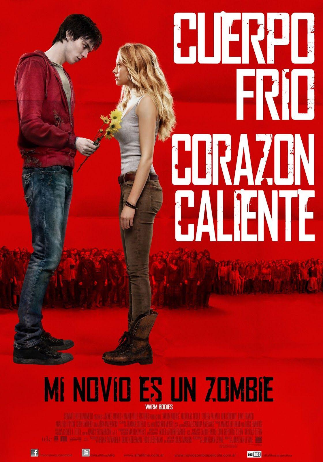 Mi Novio Es Un Zombie Las Mejores Pelis Películas Románticas
