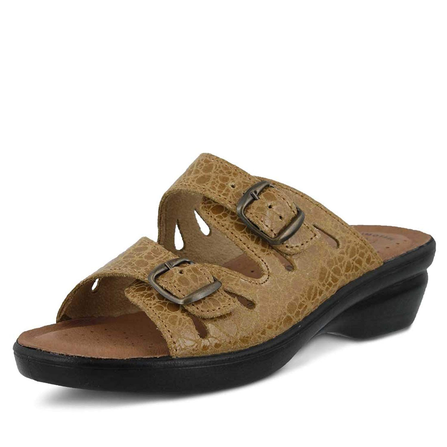 Flexus Women's Footstep Sandals >>> To view further for