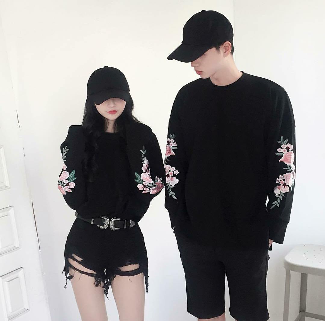 รูปภาพ couple, fashion, and korean | lllOOOvvvEEErrr ...