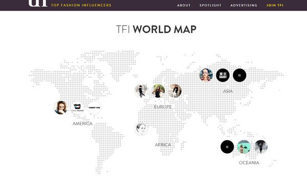 Clever use of maps in website design website designs clever use of maps in website design designmodo gumiabroncs Gallery