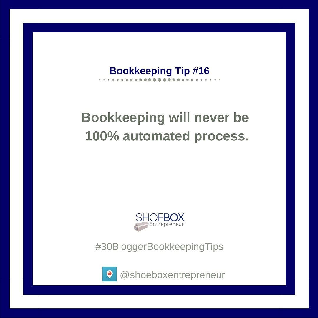 There are 3 reasons why your bookkeeping will never be 100