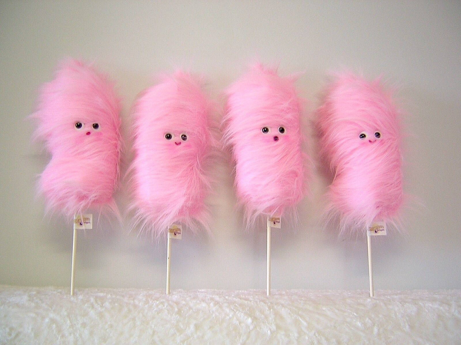 Amazing Cotton Candy Plushies By Scrumptious Delight