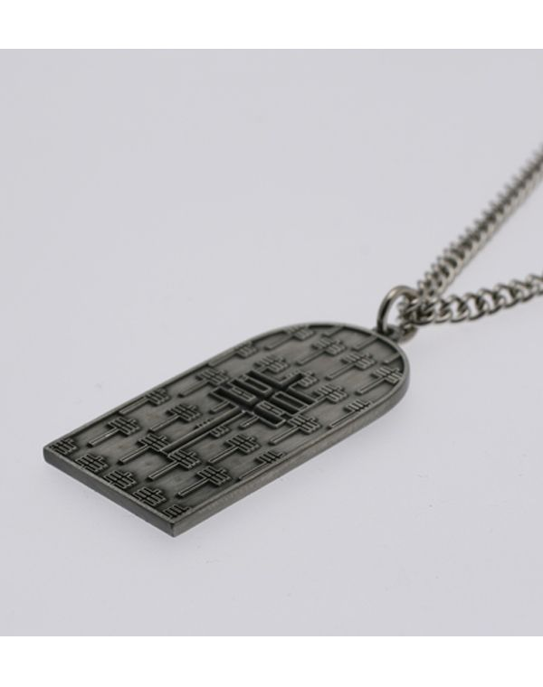 68bd2ff577d Frightened Rabbit Necklace | wants | Frightened rabbit, Dog tags ...