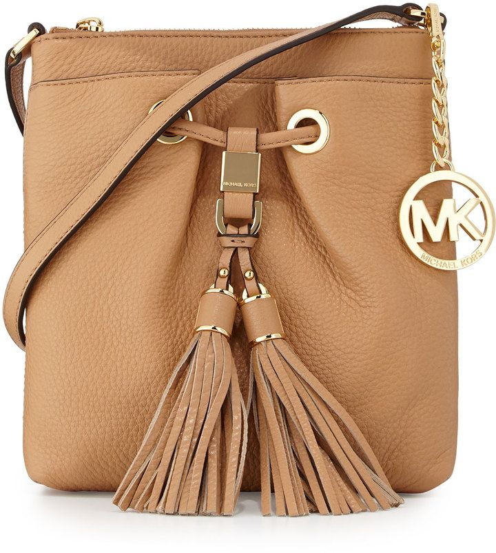 e0348a9eec73 MICHAEL Michael Kors Camden Crossbody Bag