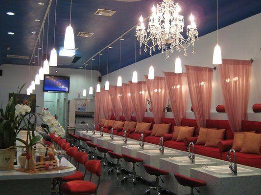 La fashion folks reveal their go to cheap mani pedi spots pedicures nail bar and salons - Bar salon design ...