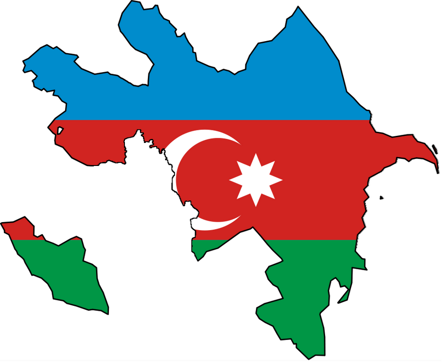 Flag maps google search world countrys pinterest azerbaijan map of azerbaijan gumiabroncs Gallery