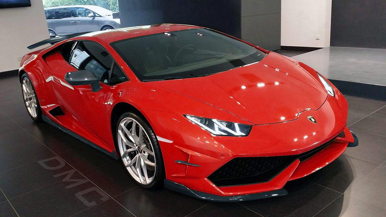 Rosso Mars DMC Lamborghini Huracán LP 630-4 Affari
