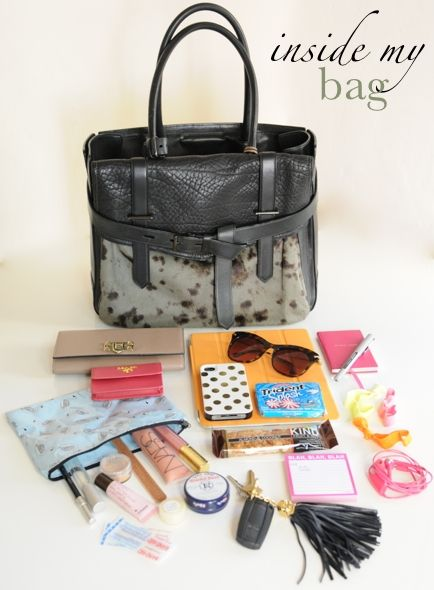 It's in the Bag   Cupcakes & Cashmere