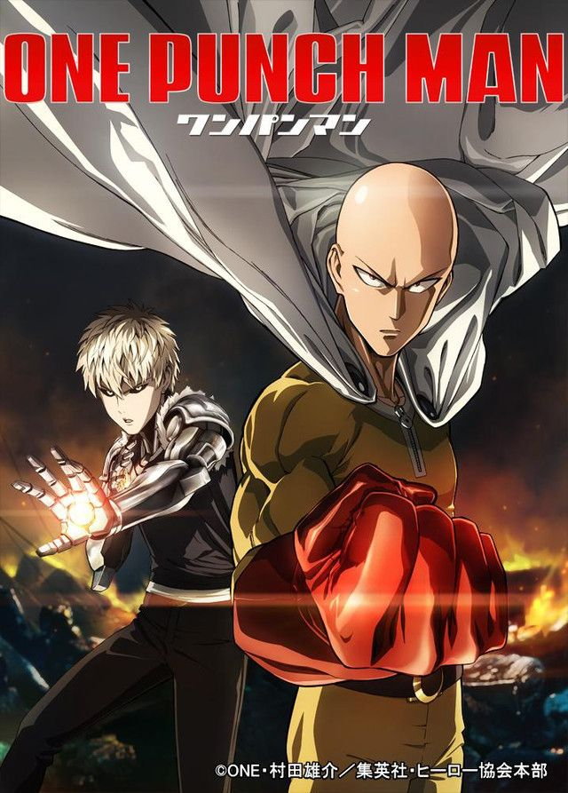 One Punch Man Bd 1 Ova A Shadow That Snuck Up Too Close
