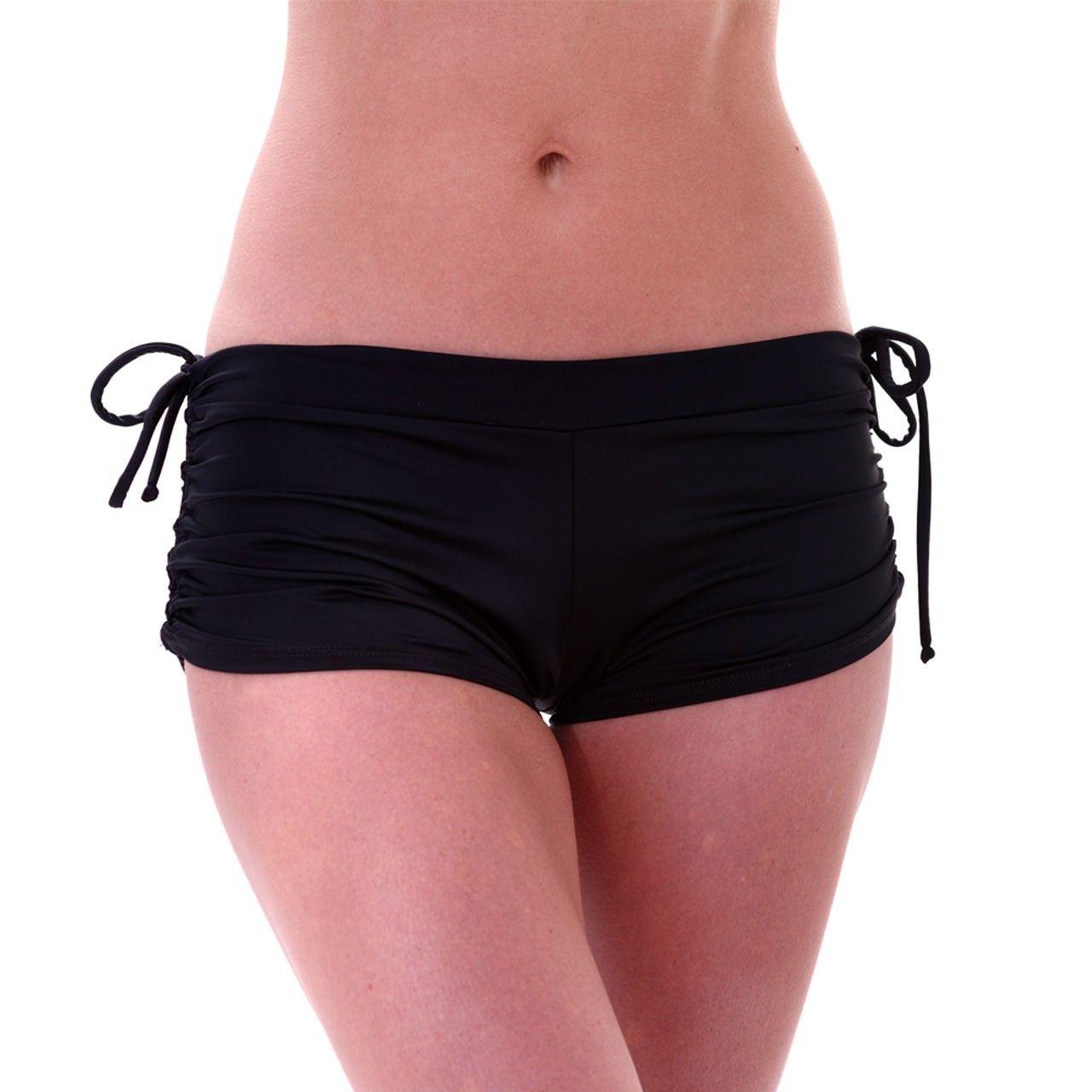Bikram Yoga Shorts Side String