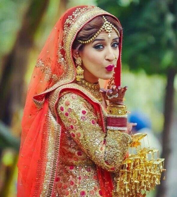 Indian Wedding Bride, Indian