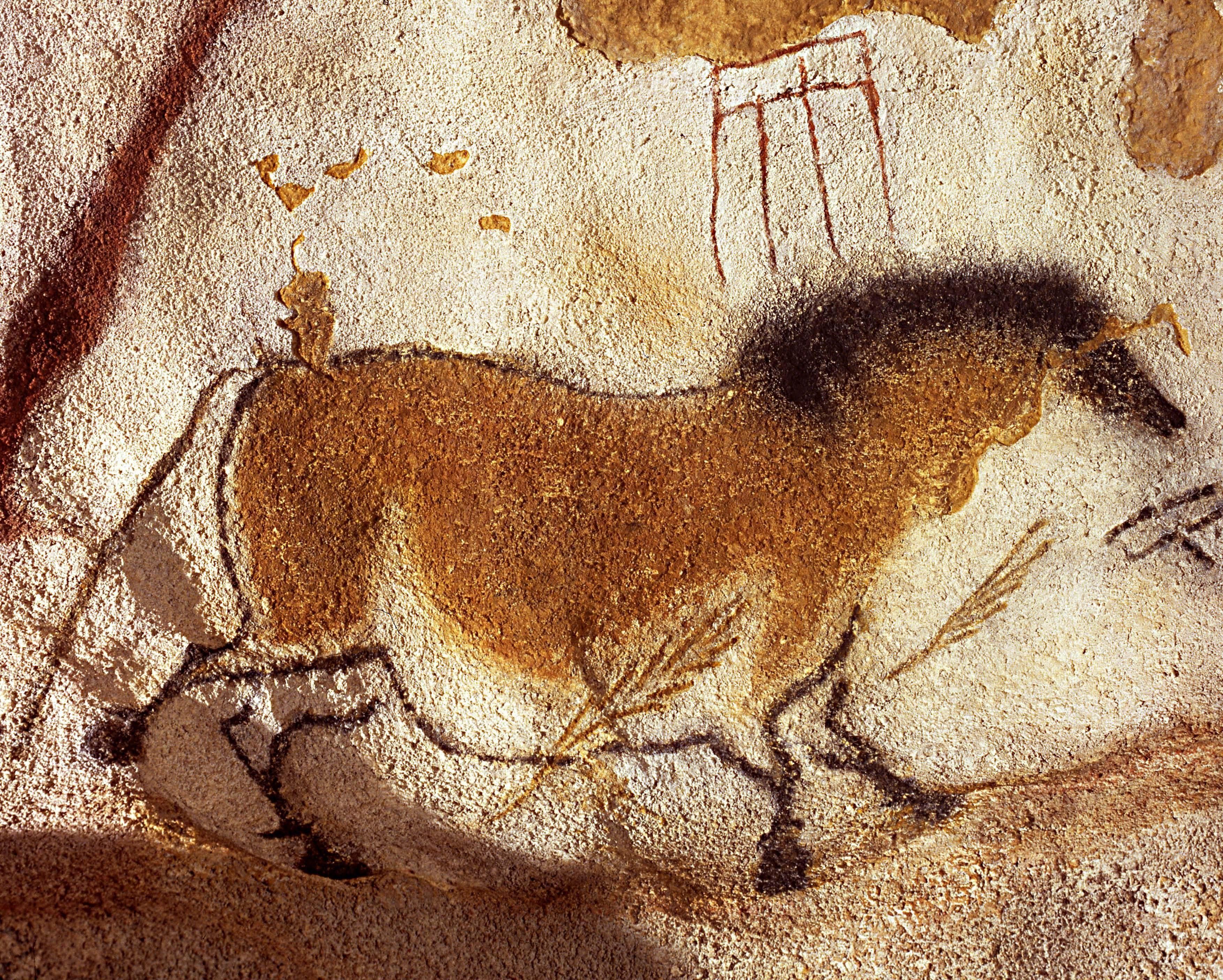 Картинки первобытных животных
