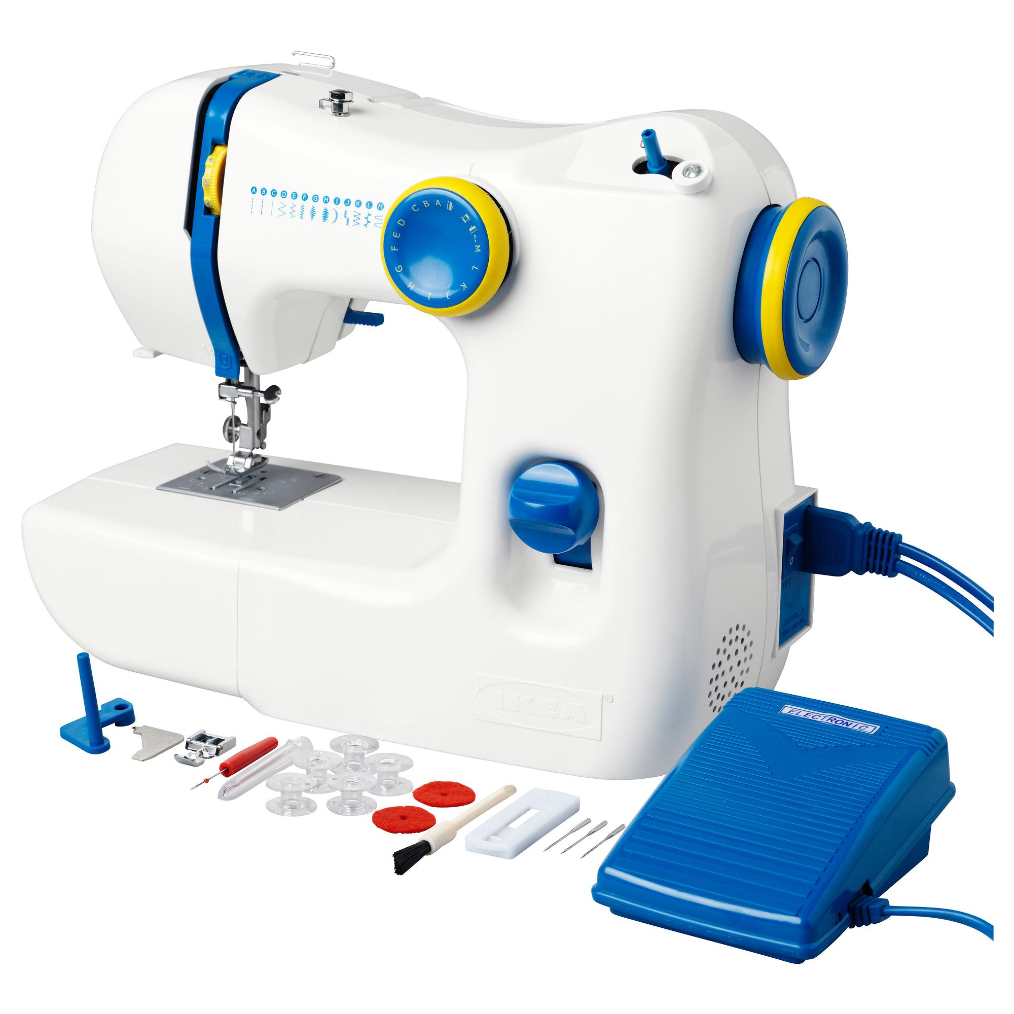 Sy Machine A Coudre Ikea Couture Pinterest Sewing Sewing