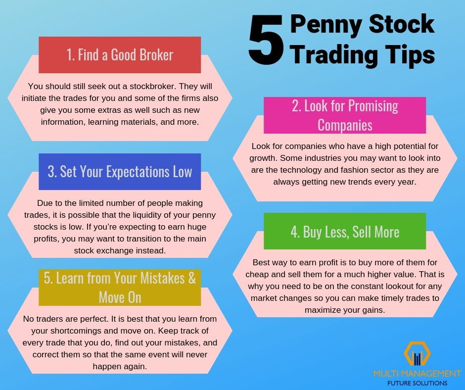 Penny Stock Sold By Startup Companies Or Companies Who Do Not Have