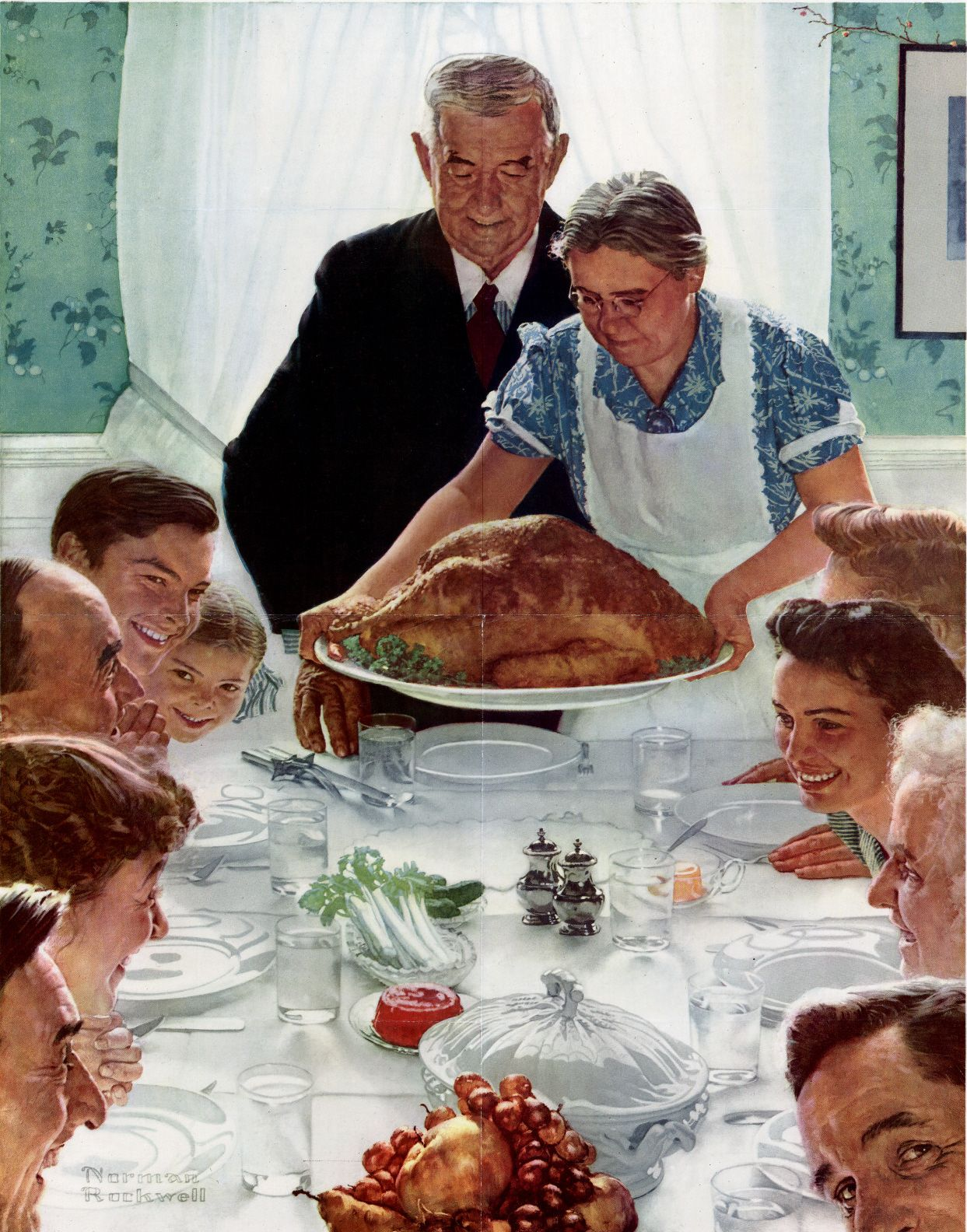 10 Reactions Everyone has on Thanksgiving | Modern philosophers