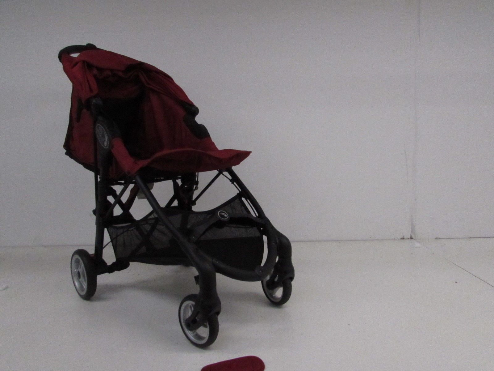 Baby Jogger City Mini ZIP Stroller In Red BJ