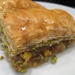 Sweet Potato Baklava - Adding an extra layer to a classic treat