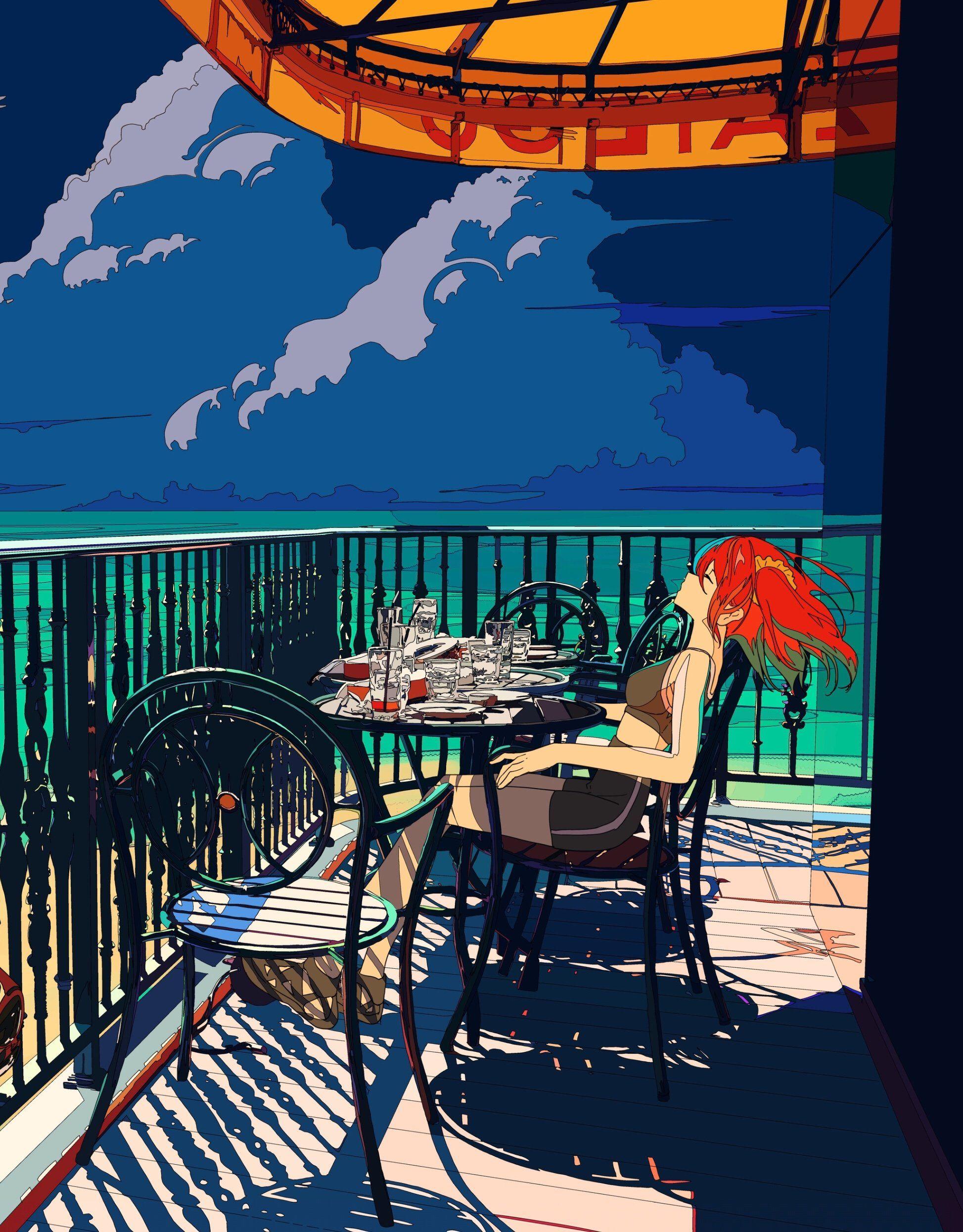 Summer, 焦茶(BARD713), Digital, 2018 Art イラスト, 絵, アニメファンアート