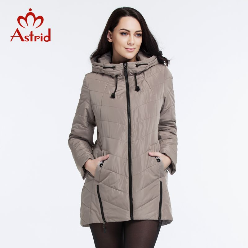 Astrid 2016 New Winter Coat Women High Quality Casual Fashion ...