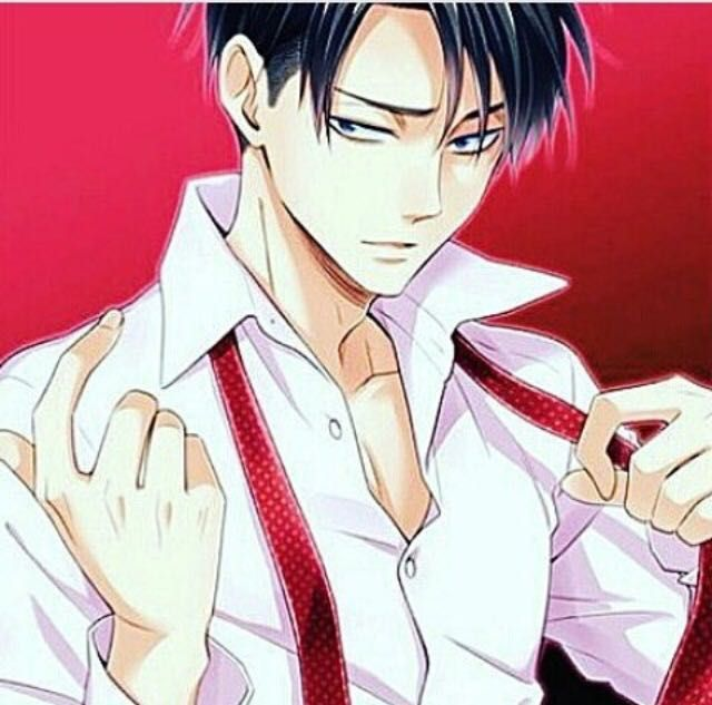 Levi x reader (teacher x student) - Attention in History Class