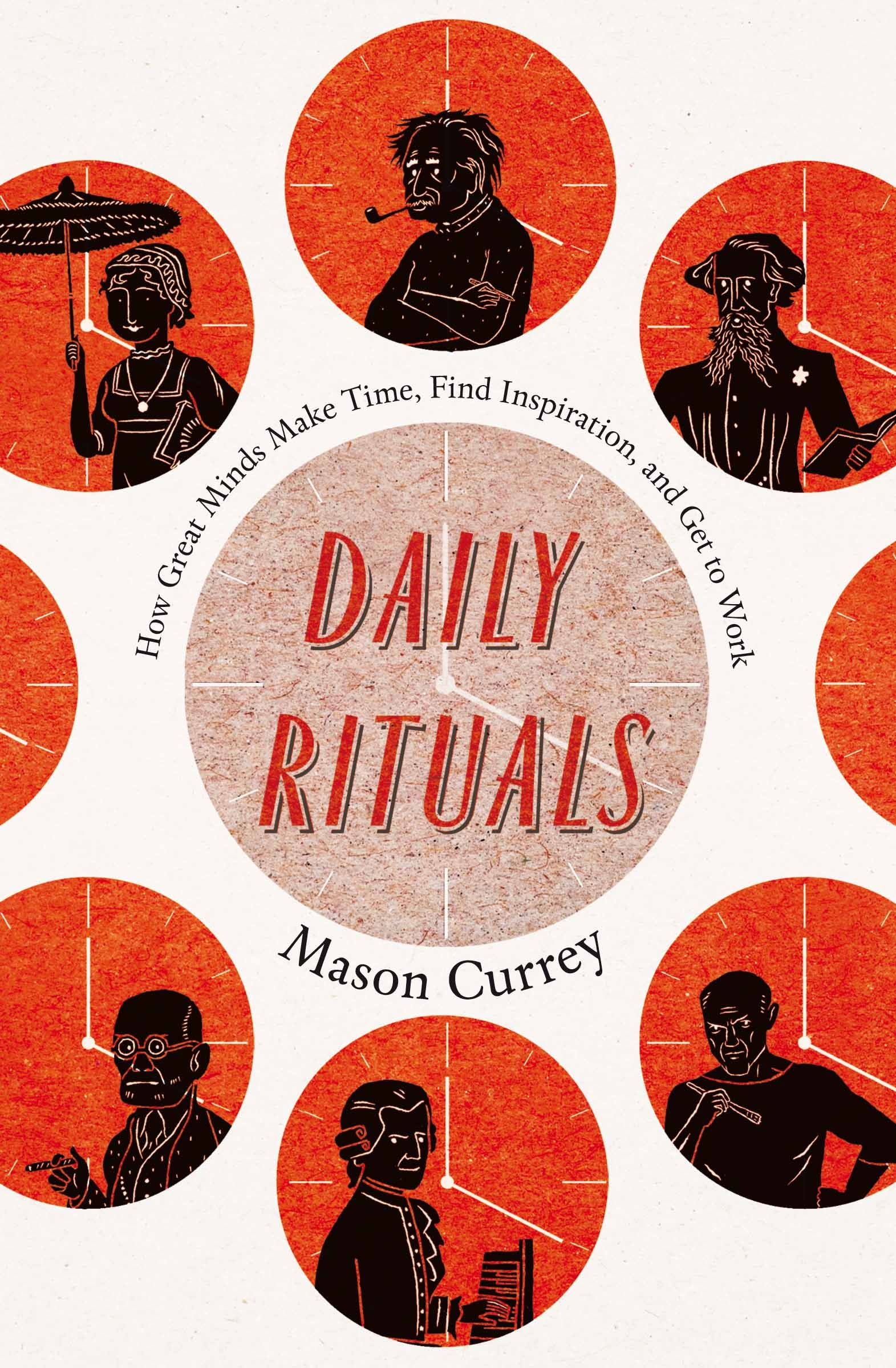 Daily rituals by mason currey october 2013 routine