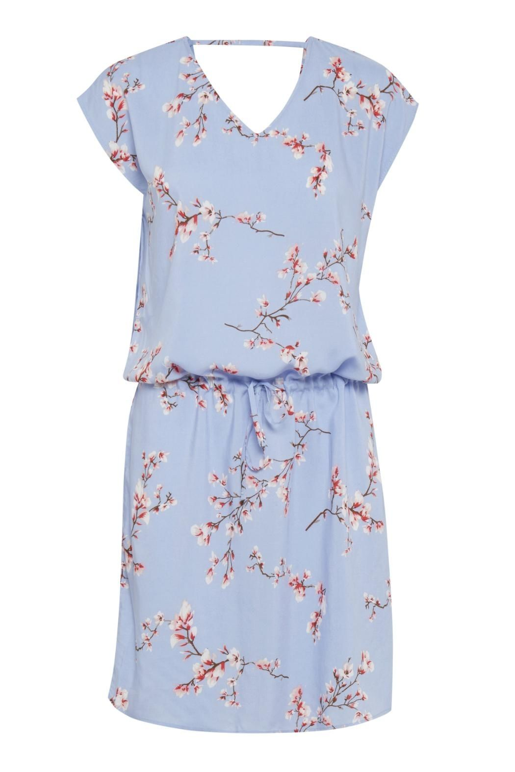 Byoung bluebell floral dress with images spring