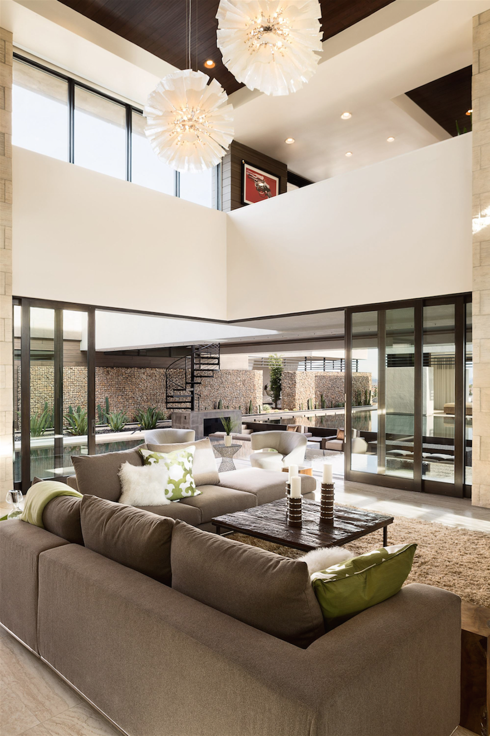 The New American Home Home Modern Houses Interior Home Deco