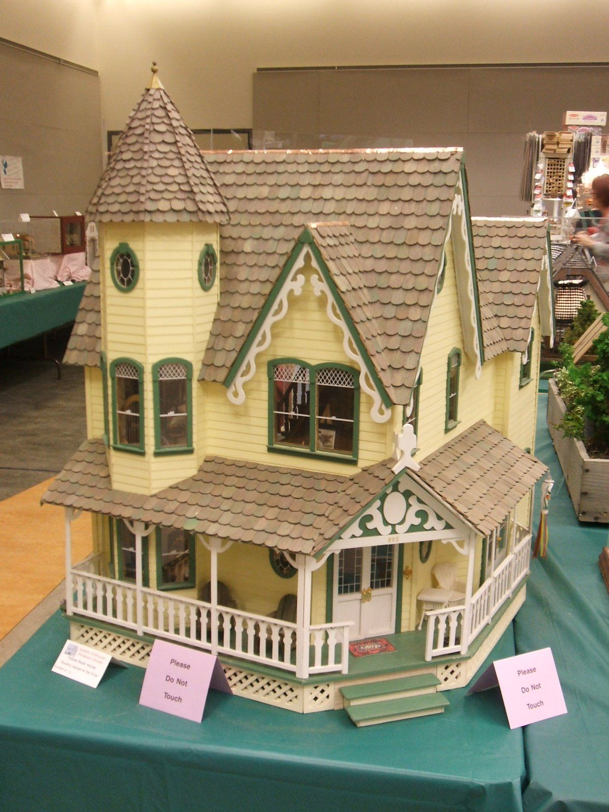 Another Version Of The Dollhouse I Have I Don T Like The Colors But