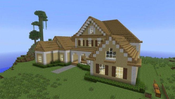 Minecraft Haus Bauen Anleitung Minecraft Pinterest Minecraft - Minecraft haus zum bauen