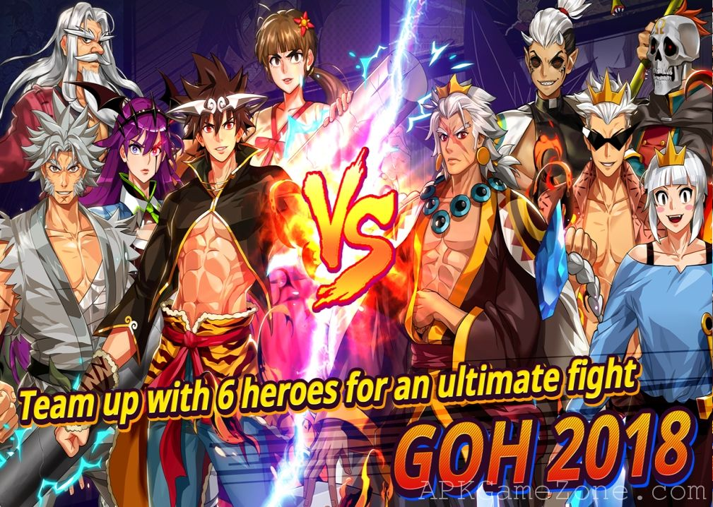 2018 The God Of Highschool With Naver Webtoon Vip Mod Download