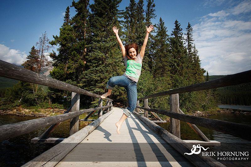 Jasper, Alberta.