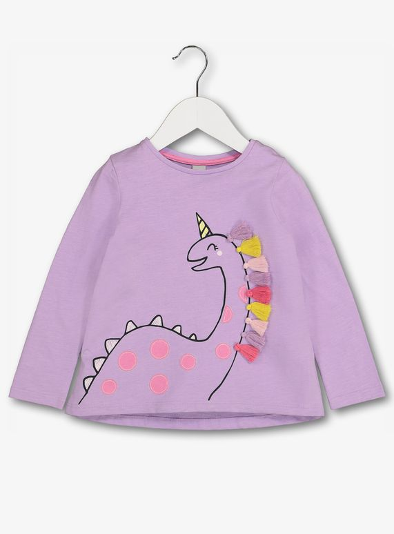 Sku Ss19 Feb Mar Dino Corn Tassel Top Purple In 2019