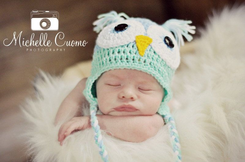 baby owl hat crochet baby hat twins baby hats newborn twin hats