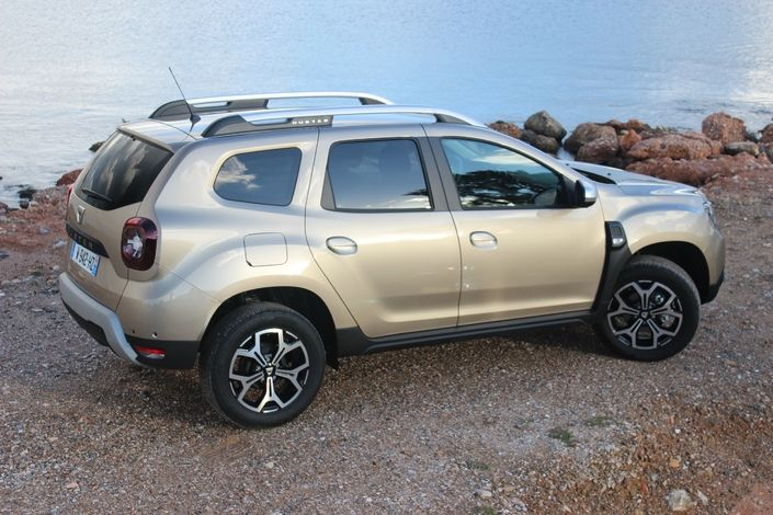 essai vid o dacia duster 2 2017 le retour du roi carstobuy vn pinterest. Black Bedroom Furniture Sets. Home Design Ideas