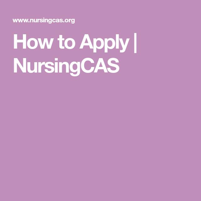 How To Apply, Practical Nursing, Nursing