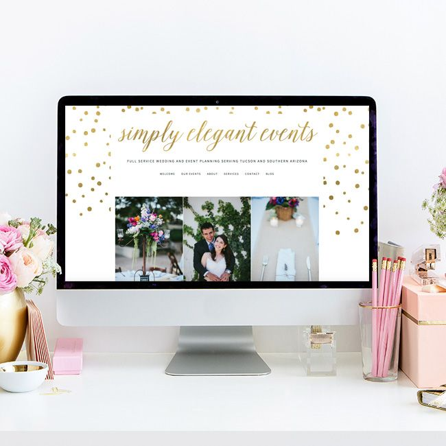 Rebrand and Website Redesign Launch Party for Simply Elegant